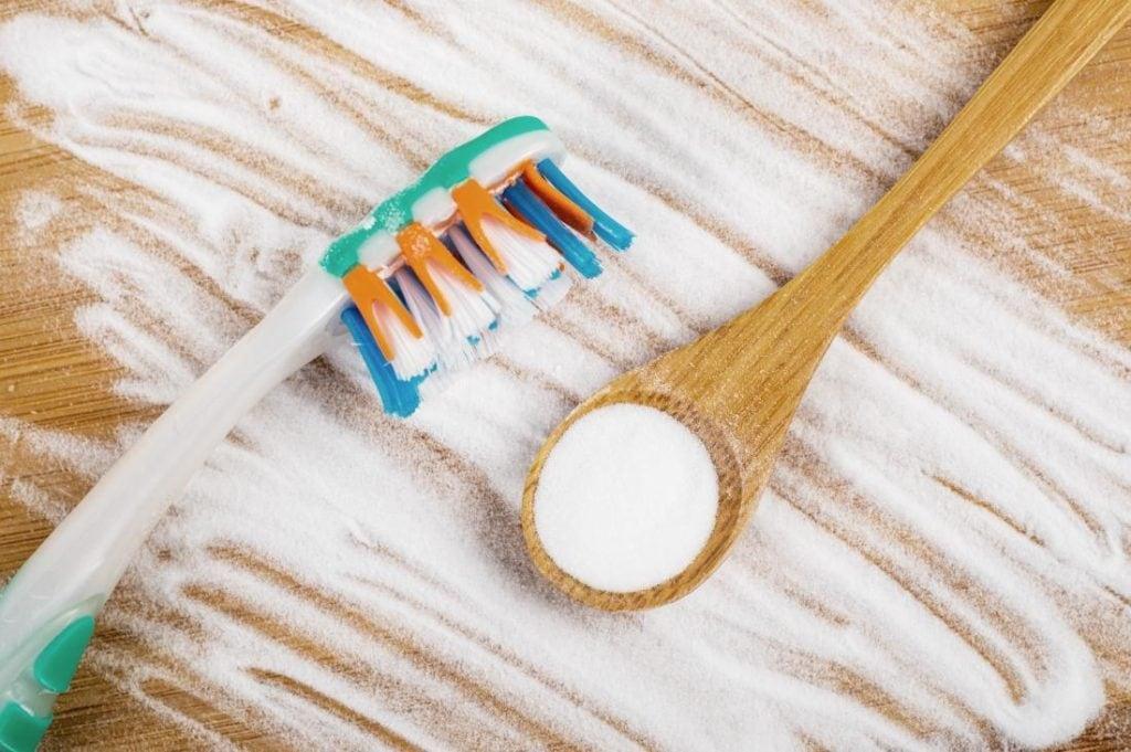 วิธีฟันขาว เบกกิ้งโซดา